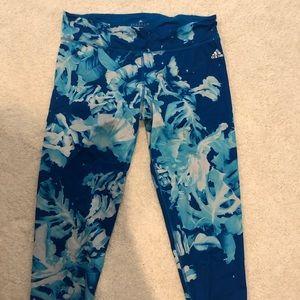 Adidas Capri Jogging Pants Sz XL